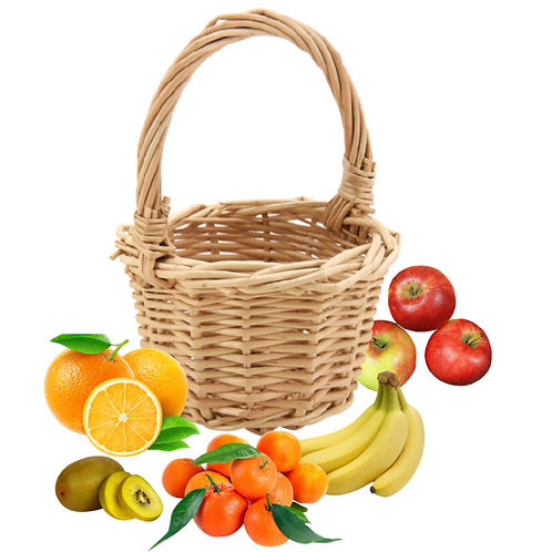 Panier fruits, Taille M