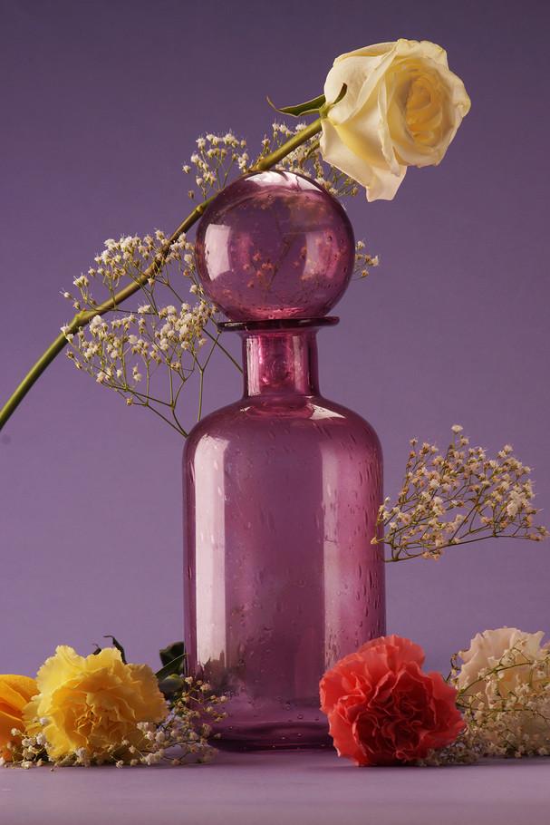 Mock Perfume Ad