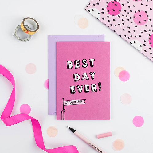 Pink Positive - Best Day Ever