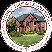 Riddick Property Solutions logo. no bg.p