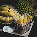 French Fries w/ Durian Sauce