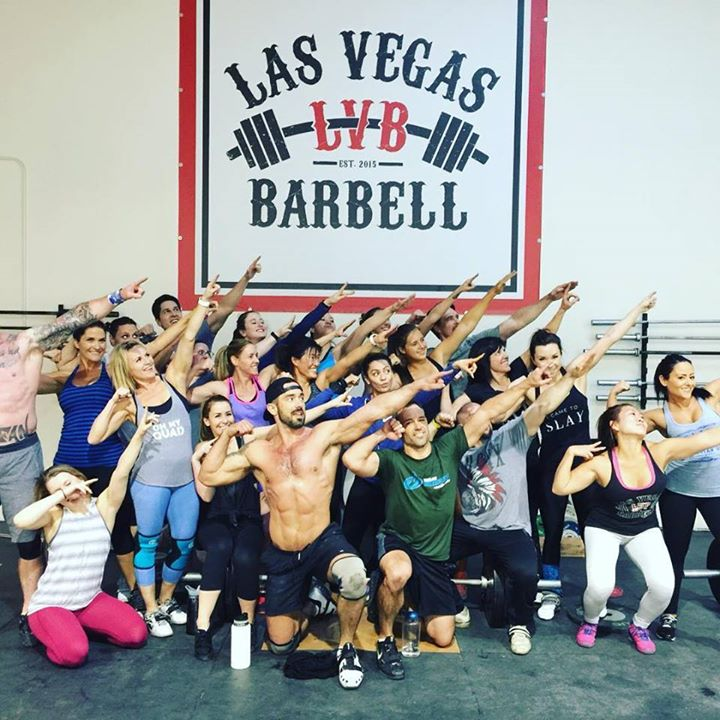 25 fit people+ heavy squats = a badass M