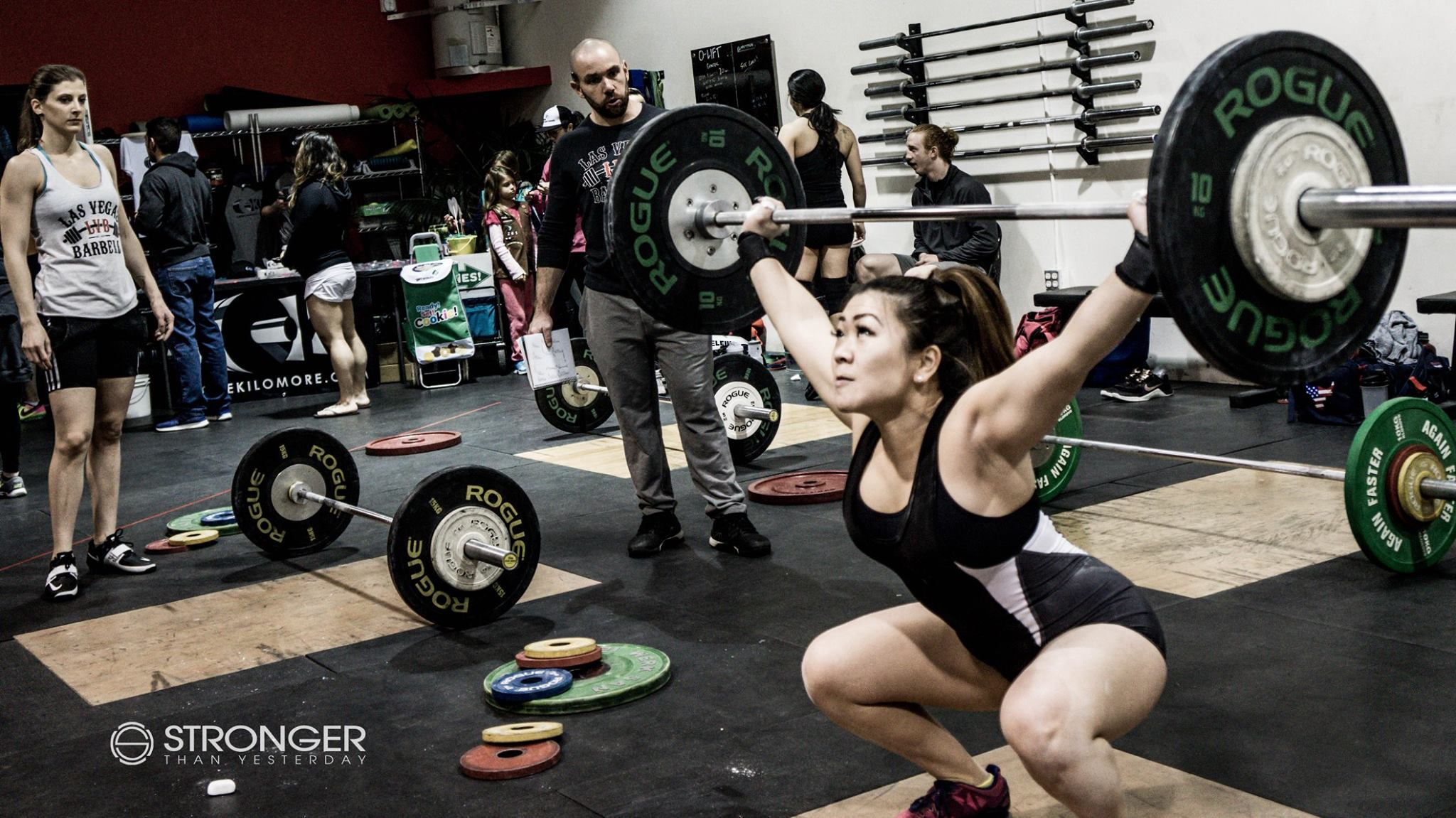Powerlifting gym las vegas