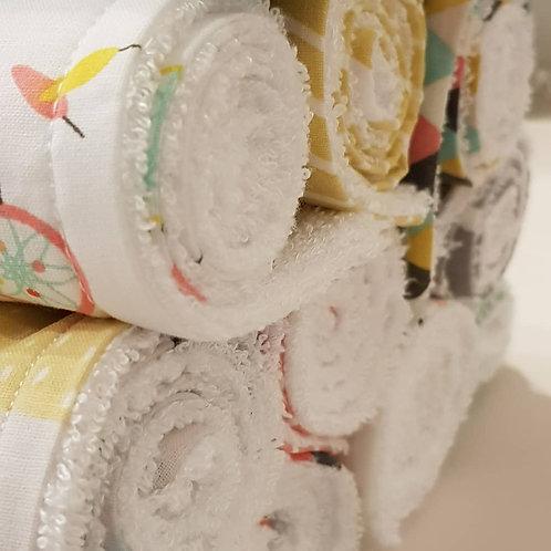 Baby Burp Cloth Bundles