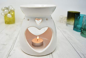 wax warmer, tealight warmer, electric wax warmer,