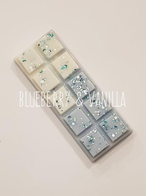 Blueberry & Vanilla