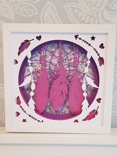 Shadow Box - Prices from £15.00