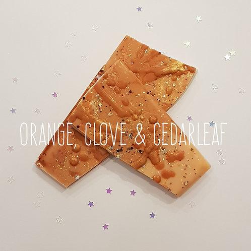 Orange, Clove & Cedarleaf