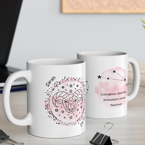 Zodiac Mug - Personalised