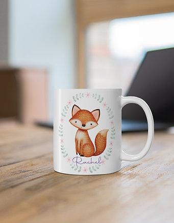 Personalised Mug - Fox