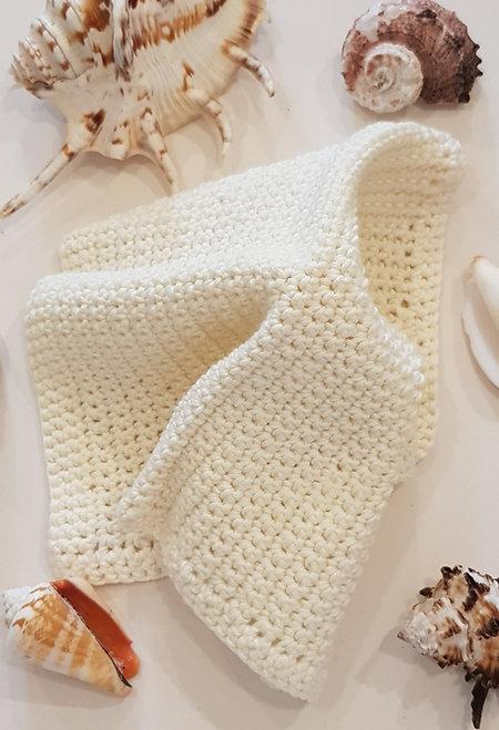 Face Cloth 100% Pure Organic Cotton