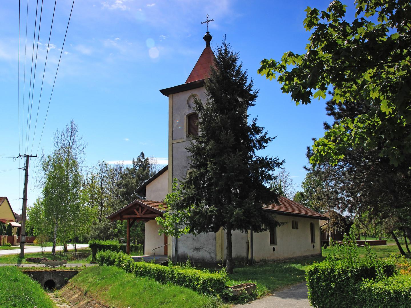 Gyümölcsoltó Boldogasszony-kápolna