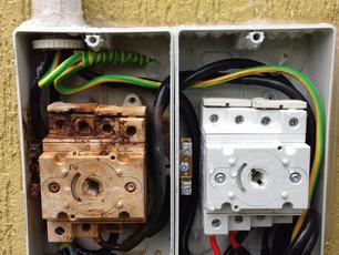 Recalled Isolator