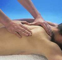 Depilação masculina e massagens de relaxamento