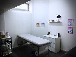 Depilação masculina - Gabinete 1