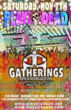 Nov 7 Gatherings