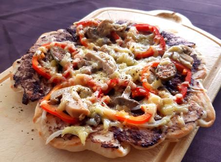 Pizza im Van selber machen