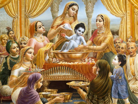 Krishna Prema`s Food for Thought 2018 # 21 - Ready for Krishna`s Appearance?