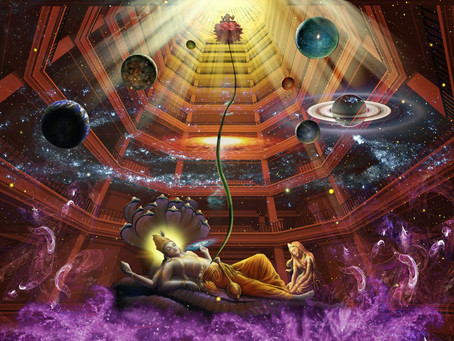 Krishna Prema's Food for Thought 2019 # 13 - Is Astrology Maya?