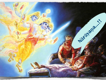 Krishna Prema's Food for Thought 2019 # 37 - Chanting Hare Krishna - Does It Work?