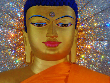 Krishna Prema`s Food for Thought 2018 # 3 - Happy Birthday dear Buddha!