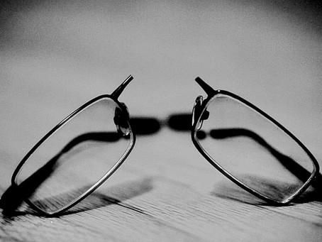 Krishna Prema`s Food for Thought 2018 # 6 - Broken Vision, Broken Glasses