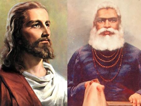 "Krishna Prema`s Food for Thought 2018 # 37 - ""Jesus Christ? He is Our Guru!"""