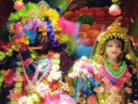 Krishna Prema`s Food for Thought 2018 # 23 - Shri Radha-Bhajana Mahima