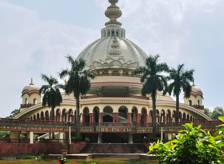 Krishna Prema's Food for Thought 2020 # 8 - My First Visit to Mayapur in 1999