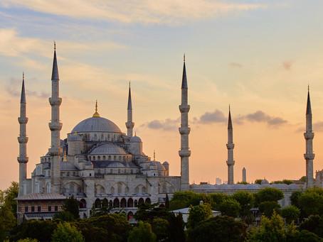 Krishna Prema's Food for Thought 2019 # 6 - `Istanbul Yoga`