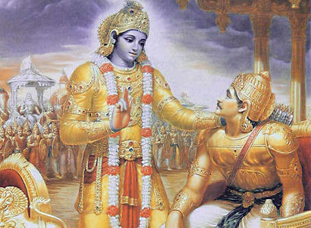 """Krishna Prema's Food for Thought 2019 # 40 - """"What's The Use of a Krishna Who Is Far Away?"""""""