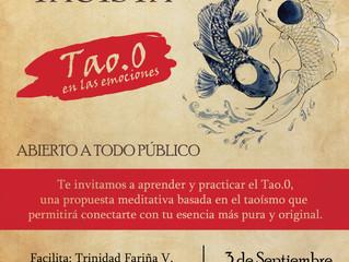 TALLER DE MEDITACIÓN TAOÍSTA