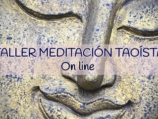 TALLER MEDITACIÓN TAOÍSTA