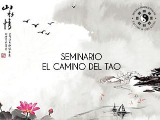 SEMINARIO EL CAMINO DEL TAO