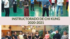 INSTRUCTORADO DE CHI KUNG