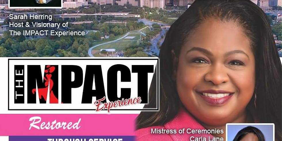The IMPACT Experience New Orleans Restored Through Service
