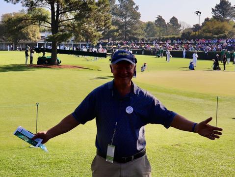 """Masters"" His Golf Bucket List!"