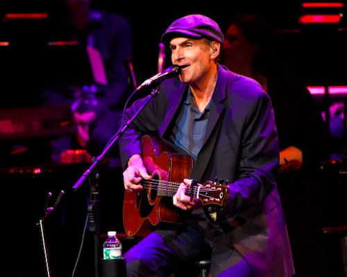 James Taylor ar The Apollo Theater