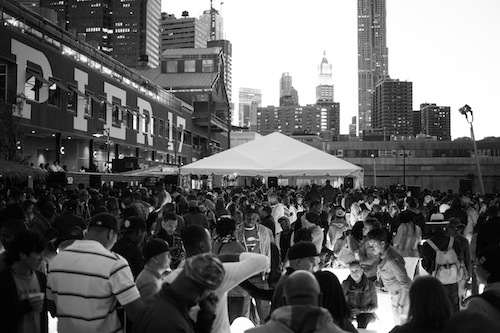 The Do-Over at Beekman Beer Garden