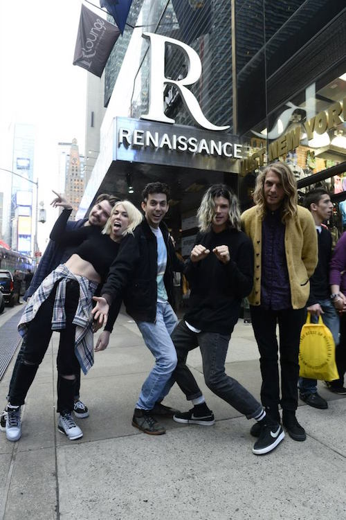 Grouplove for Renaissance Hotels