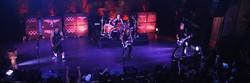 Metallica at The Apollo Theater