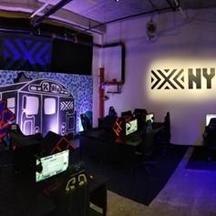 NYXL Gaming Pop-Up
