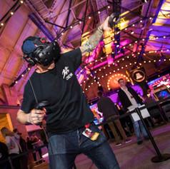 Street Fighter VR Bonus Stage