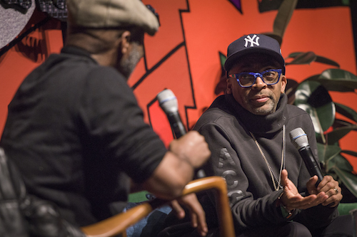 A Conversation with Spike Lee