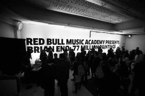 Brian Eno's 77 Million Paintings