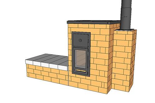 Kit de briques pour le B14 V4 avec banc
