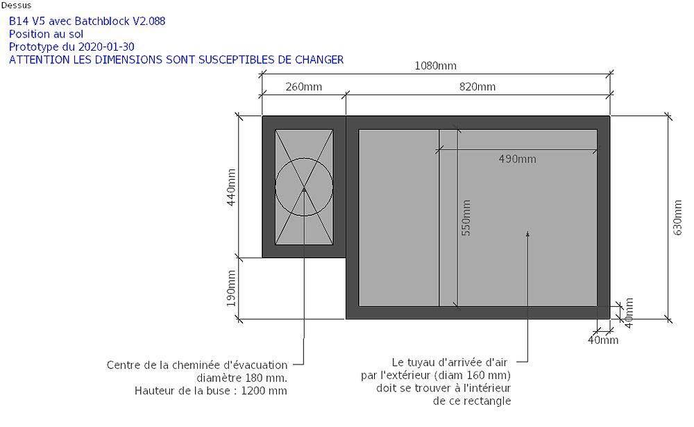 B14 V5 du 2020-01-30 - position au sol