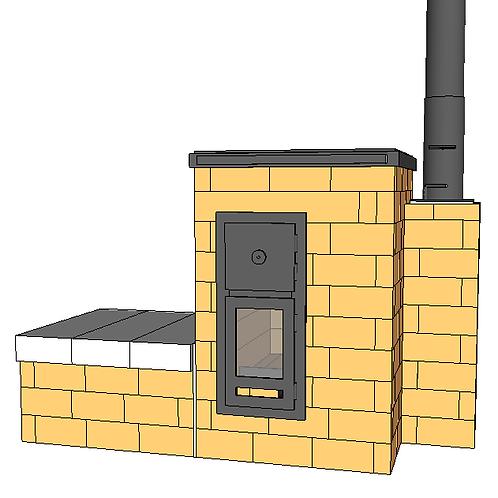 Kit de briques pour le B8 V1