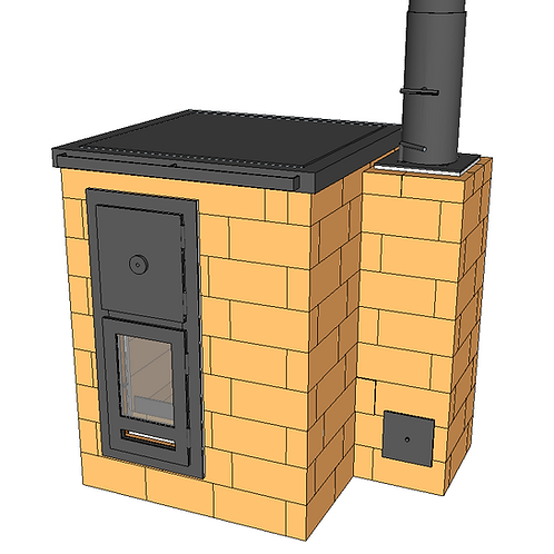 Kit de briques pour la C8 V7