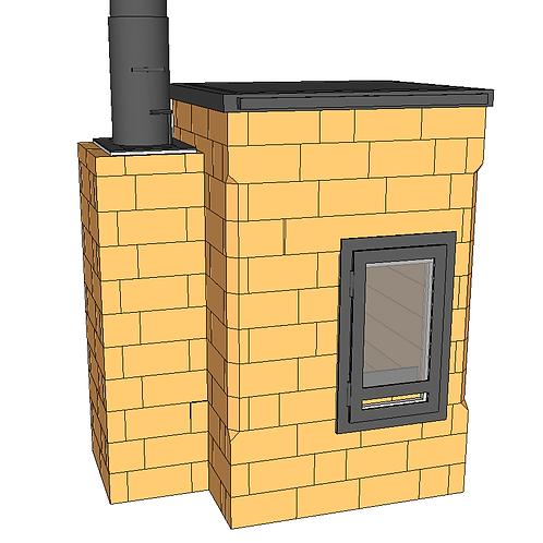 Kit de briques pour le B14 V4 semi-masse